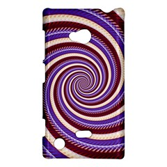 Woven Spiral Nokia Lumia 720 by designworld65
