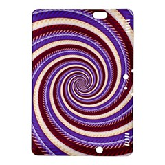 Woven Spiral Kindle Fire Hdx 8 9  Hardshell Case by designworld65
