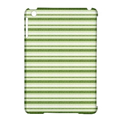 Spring Stripes Apple Ipad Mini Hardshell Case (compatible With Smart Cover) by designworld65