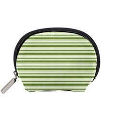 Spring Stripes Accessory Pouches (small)  by designworld65