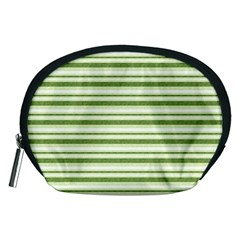 Spring Stripes Accessory Pouches (medium)