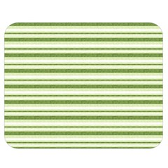 Spring Stripes Double Sided Flano Blanket (medium)  by designworld65
