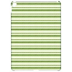Spring Stripes Apple Ipad Pro 12 9   Hardshell Case by designworld65