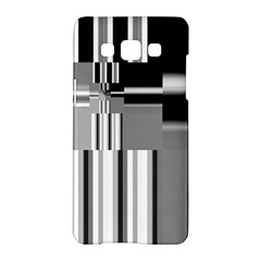 Black And White Endless Window Samsung Galaxy A5 Hardshell Case  by designworld65