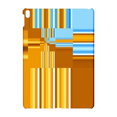 Endless Window Blue Gold Apple Ipad Pro 10 5   Hardshell Case by designworld65