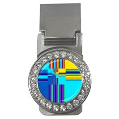 Colorful Endless Window Money Clips (cz)