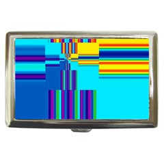 Colorful Endless Window Cigarette Money Cases
