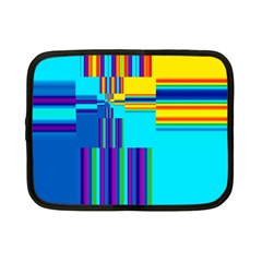 Colorful Endless Window Netbook Case (small)