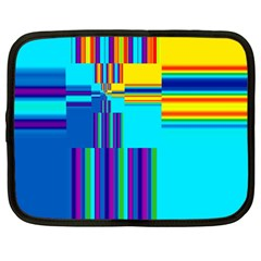 Colorful Endless Window Netbook Case (large)