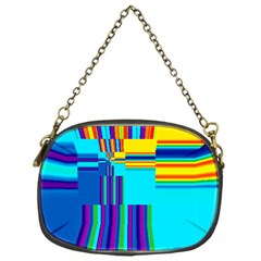Colorful Endless Window Chain Purses (one Side)