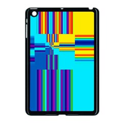Colorful Endless Window Apple Ipad Mini Case (black) by designworld65