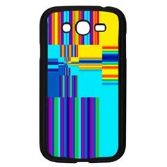 Colorful Endless Window Samsung Galaxy Grand Duos I9082 Case (black) by designworld65