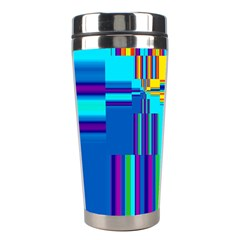 Colorful Endless Window Stainless Steel Travel Tumblers by designworld65