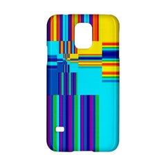 Colorful Endless Window Samsung Galaxy S5 Hardshell Case  by designworld65