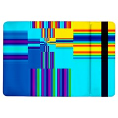 Colorful Endless Window Ipad Air 2 Flip by designworld65