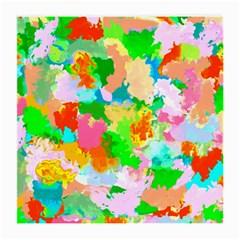Colorful Summer Splash Medium Glasses Cloth by designworld65