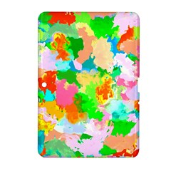 Colorful Summer Splash Samsung Galaxy Tab 2 (10 1 ) P5100 Hardshell Case  by designworld65