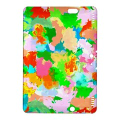 Colorful Summer Splash Kindle Fire Hdx 8 9  Hardshell Case by designworld65