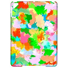 Colorful Summer Splash Apple Ipad Pro 9 7   Hardshell Case by designworld65