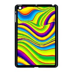 Summer Wave Colors Apple Ipad Mini Case (black) by designworld65