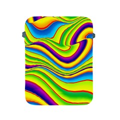 Summer Wave Colors Apple Ipad 2/3/4 Protective Soft Cases by designworld65