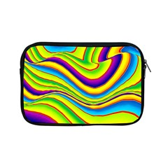 Summer Wave Colors Apple Ipad Mini Zipper Cases by designworld65