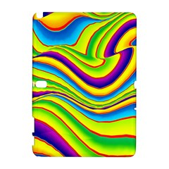 Summer Wave Colors Galaxy Note 1 by designworld65