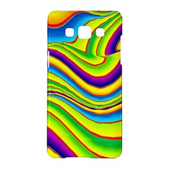 Summer Wave Colors Samsung Galaxy A5 Hardshell Case  by designworld65