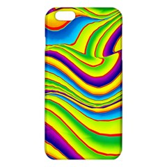 Summer Wave Colors Iphone 6 Plus/6s Plus Tpu Case by designworld65