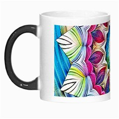 Sunshine Feeling Mandala Morph Mugs by designworld65