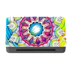Sunshine Feeling Mandala Memory Card Reader With Cf by designworld65