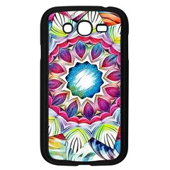 Sunshine Feeling Mandala Samsung Galaxy Grand Duos I9082 Case (black) by designworld65