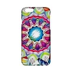 Sunshine Feeling Mandala Apple Iphone 6/6s Hardshell Case by designworld65