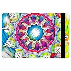 Sunshine Feeling Mandala Ipad Air 2 Flip by designworld65