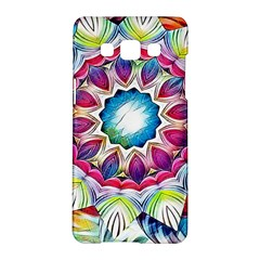 Sunshine Feeling Mandala Samsung Galaxy A5 Hardshell Case  by designworld65
