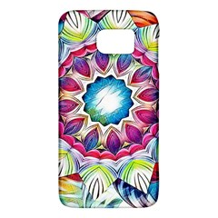 Sunshine Feeling Mandala Galaxy S6 by designworld65