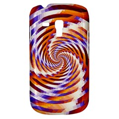 Woven Colorful Waves Galaxy S3 Mini by designworld65