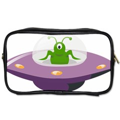Ufo Toiletries Bags 2 Side by Zhezhe