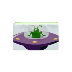 Ufo Cosmetic Bag (xs) by Zhezhe