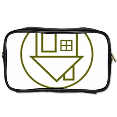 The Neighbourhood Logo Toiletries Bags 2 Side by Zhezhe