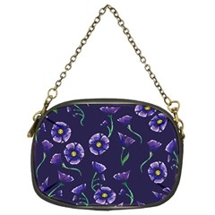 Floral Chain Purses (two Sides)