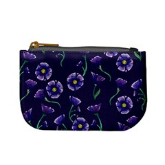 Floral Mini Coin Purses