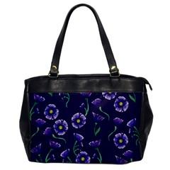 Floral Office Handbags