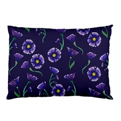 Floral Pillow Case (two Sides)