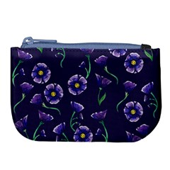 Floral Large Coin Purse
