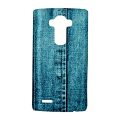 Denim Jeans Fabric Texture Lg G4 Hardshell Case by paulaoliveiradesign