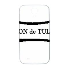 Coton De Tulear Dog Bone Samsung Galaxy S4 I9500/i9505  Hardshell Back Case