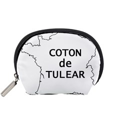 France Outline W Name Accessory Pouches (small)  by TailWags