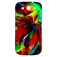 Flowers With Color Kick 1 Samsung Galaxy S3 S Iii Classic Hardshell Back Case by MoreColorsinLife