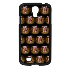 Cute Animal Drops   Piglet Samsung Galaxy S4 I9500/ I9505 Case (black) by MoreColorsinLife